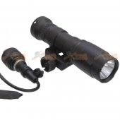 bf m300 tactical scout flashlight bk