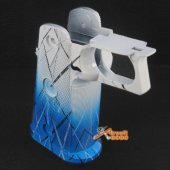 MIC Custom Frame Grip for Marui WE Hi-CAPA GBB  (Blue mix Pearl)
