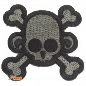 Mil-Spec Monkey Patch - SkullMonkey Cross