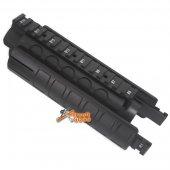 Jing Gong Full Metal R.I.S. Handguard for Marui MP5 A1 A2 A3 A4 A5 Airsoft AEG