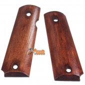 Dboys Real Wood Pistol Grip Cover for Maui WE 1911 , MEU Airsoft GBB