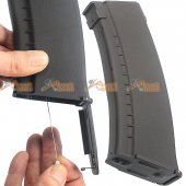 CYMA 500rd Flash Wire-Winding (String) Magazine for AK Series Airsoft AEG CY-C47L