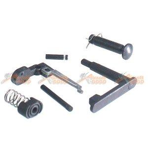 m4 aeg metal receiver body