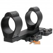 Tactical 30mm SPR Offset QD Mount