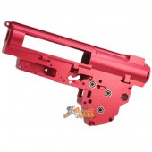 Army Force CNC Aluminum QD Ver.3 Gearbox Shell (Red)