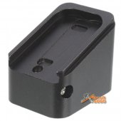 BELL G17 GBB Magazine Base (T.M Type) Black