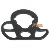 Apple Airsoft steel sling plate for m4
