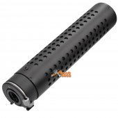 AF KAC Style QD Extend Silencer -14mm CCW with Flash Head for Airsoft M4 / M16 AEG