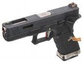 WE Custom SAI Style G17 Pistol GBB - Black