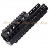 CNC Aluminium Rail Handguard for G&G , ARMY L85 / SA80s AEG