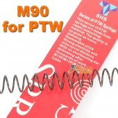 SHS M90 Spring for Systema PTW AEG