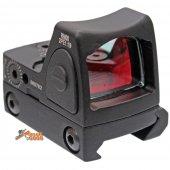 PPT HD5141 RM Style 1x22 Mini Red Dot Sight for AEG GBBR 20mm Rail RIS - Black