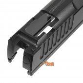 airsoft cnc aluminum slide marui hiCapa 5.1 gbb pistol