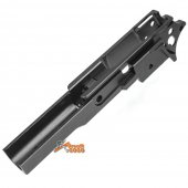 KF Airsoft CNC Aluminum Middle Frame For Tokyo Marui Hi-Capa 5.1 Series GBB ( Black )