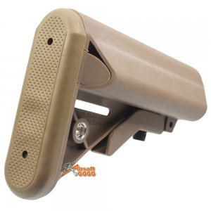 crane stock tube m4 m16 series aeg coyote brown