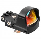 DeltaPoint Pro Red Dot Sight (BK) Marui Hi-Capa 5.1 G17 G18c & WE G17 G18c G19 G23 G34 G35 Airsoft GBB