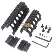 CYMA AK74U Aluminum Handguard Rail