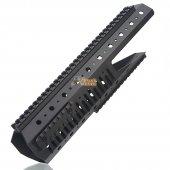 CYMA Handguard w/ Rail & Handguard Fixture For M14 (Black)