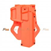 ARMY FORCE Tactical Movable Holster for Marui/WE Glock Pistol (Orange)