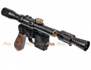 6mm Armorer Works K00001 DL44 Smuggler Blaster GBB Pistol RIF