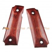 BELL M1911 Wooden Pistol Grip Cover Set