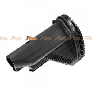 E&C 416 Style Crane Stock for M4 AEG(Black)