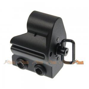 JingGong, Marui G3/MC51 SAS Stock (Black)