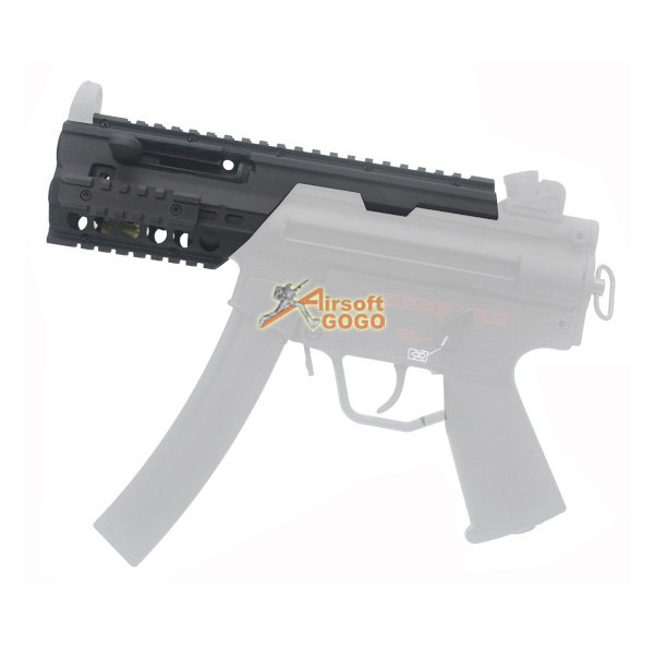 mp5 front rail airsoft