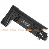 Tokyo Arms Tactical Folding Stock for AK Series Airsoft (Black)
