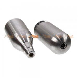 pps co2 cartridge shape green gas storage