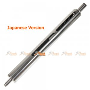 Stainless Steel CO2 conversion kit for Marui/WELL VSR-10 Spring Sniper (Janpanese Version)