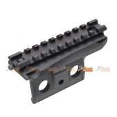 Tactical Scope Mount Base for G&P M14 Series Airsoft AEG
