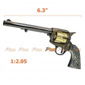 1:2.05 Colt M1873 Die-Cast Metal Gun Model