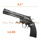 1:2.05 Colt Python Die-Cast Metal Gun Model