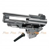 A.P.S. Ver3 AK 8mm Bearing Metal Gearbox (Silver)