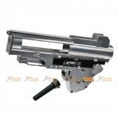 A.P.S. Ver3 AK 8mm Bearing Metal Gearbox (Silver)