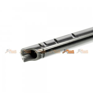 tokyo arms stainless steel 6.01 inner barrel marui m4 mws gbb 140mm