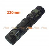 TMC 22cm Airsoft Suppressor Cover (MCBK)