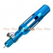 PPS CNC Adjustable CO2 Charger for 88g Cartridge