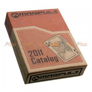 Magpul PTS Playing Cards Catalog 2011