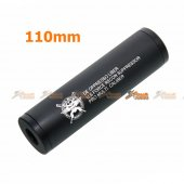 Spartan Doctrine 110x30mm US Force Recon Silencer (14mm CW/CCW)