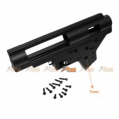 Metal Gearbox Shell for JingGong SR25 Airsoft AEG