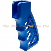 5KU CNC Alloy LWP Grip for M4 Airsoft GBB (Blue)