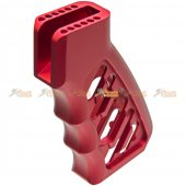 5KU CNC Alloy LWP Grip for M4 Airsoft GBB (Red)
