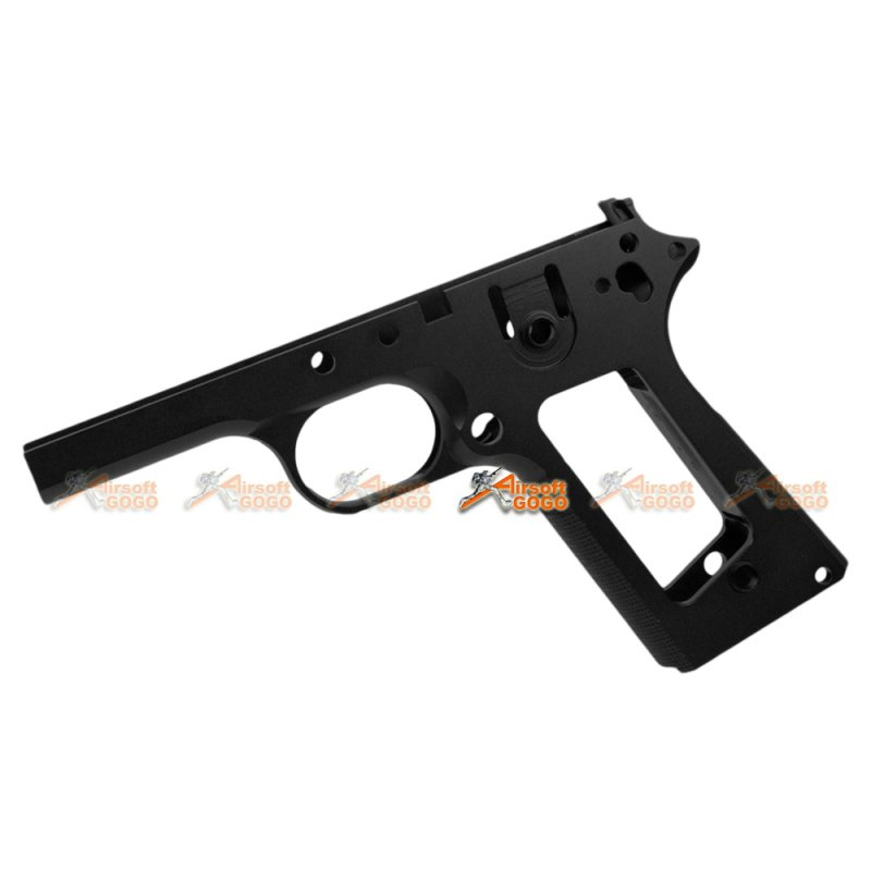 Aluminum Lower Frame for Marui 1911 Series Airsoft GBB - AirsoftGoGo