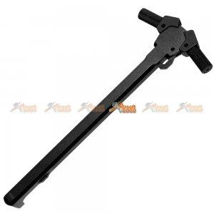 Aluminum Cocking Handle for WE/WA/G&P/INO M4 Airsoft GBB Rifle (Black)