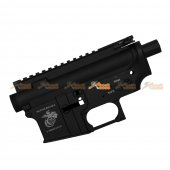 E&C Marine Metal Body for M4/M16 AEG (Black)