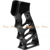 5KU CNC Metal LWP Grip for WA M4 Airsoft GBB (Black)