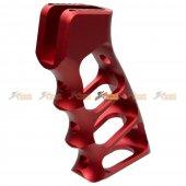 5KU CNC Metal LWP Grip for WA M4 Airsoft GBB (Red)