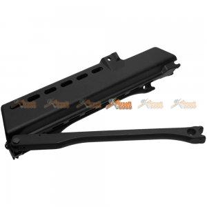 handguard folding bipod jinggong marui classic army g36 g36k g36v sl8 aeg